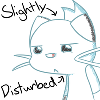 Slightly Disturbed - Dewott by BuizelKnight