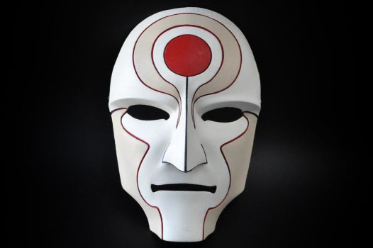 Mask of Amon by ClothBender