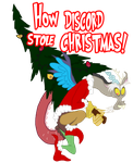 How Discord Stole Christmas by AllysonCarver