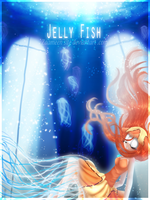Jelly Fish by zaameen