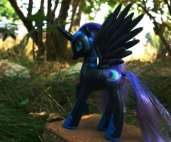 Nightmare Moon - 3 by Agony-Roses