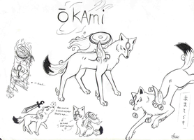 Ammy Doodles by CloudyKasumi