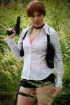 Rebecca Chambers - RE0 - Concept Art cosplay II by Rejiclad