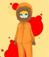 Kenny so adorable by Pokespee