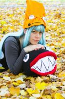 Eruka Frog_/Soul Eater/ by grimmiko88