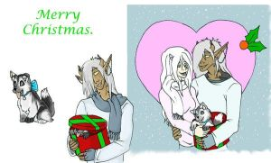 Merry Christmas Muse by Elysian-Academy