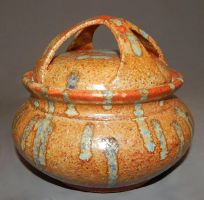 large covered pot by cl2007