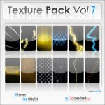 Texture Pack vol.7 by adriano-designs