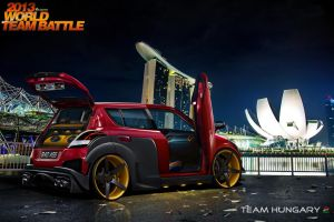 WTB round 3 Suzuki Swift by blackdoggdesign