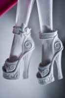 Ghostly boots by ItSurroundsMe