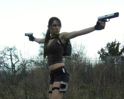tomb raider underworld by illyne