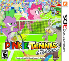 Pinkie Tennis Open by nickyv917