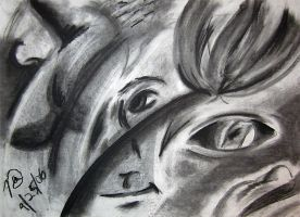 Charcoal Abstract 08 by guardian-of-moon