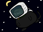 Tubby In Space! by evilnecrosis