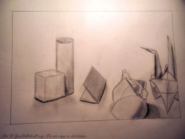 Still Life - Perspective by MU-Cheer-Girl