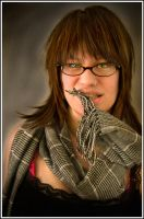 Scarf by MikeMonaghanPhoto