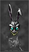 Frank the Bunny by zankara