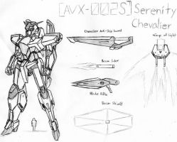 AVX-002S Serenity Chevalier by Linkinpark30101