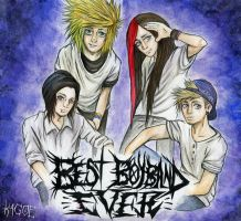 BEST BOYBAND EVER by Kagoe