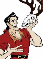 Gaston by EriksDesdemona