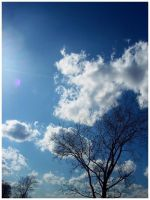 Fluffy Clouds by BeckyMarie73