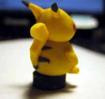 Pika Magnet Back by Etherpendant