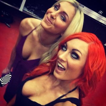 Becky Lynch and Charlotte Hypnosis by hypnocracked
