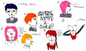 Nymphadora OotP by Tonks-Lupin