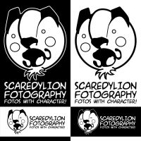 Scaredylion Fotography Logo by SimpleSimonDesign