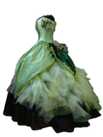 Gown- 93 png by AvalonsInspirational