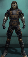 Winter Soldier (DC Universe Online) by Macgyver75