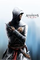 assassin creed : Altair by K-KELI