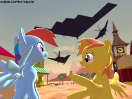 MLP: Tactical Aviation by MarineACU