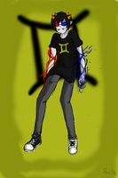 Sollux Captor by imminentCataclysm