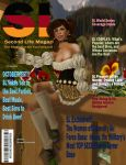 SL Magazine, October 2014 by donnaDomenitzo