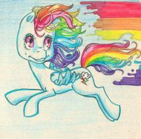 Over, over the rainbow by IZZY-BD