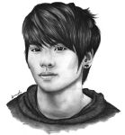 Jonghyun.. by BlueBerry-is-cute