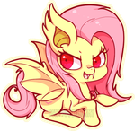 Flutterbat by donttouchmommy