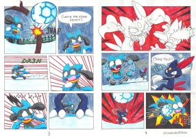 The Riolu and the Ruby - pages 3-4 by KawasakiBlitzer