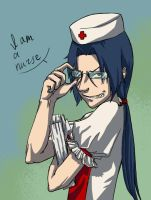 I am a nurse by Ita-tyan
