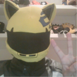 Celty Cosplay by slayer500