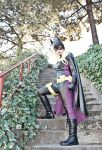 Batgirl - Stephanie Brown I by xMysticDreamer