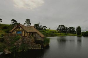 Wandering around the Shire by phakeplastic
