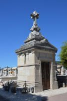 Grave in Provence by A1Z2E3R