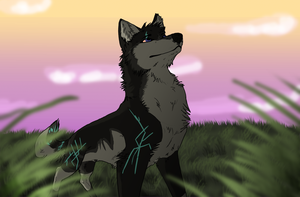 CE: Under the rising sun by VeraWindWolf