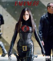 The Baroness by TheSnowman10