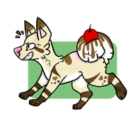 Banana Split Dog Auction - OPEN by PasteIAdopts