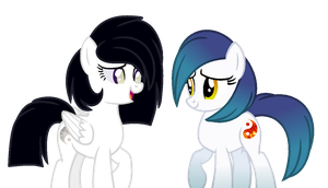 Moonshine and Sunshine by xx-Chanour
