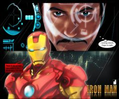 IRONMAN by TOKITOS