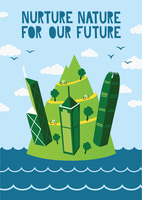Nurture Nature for our Future by kapailuj